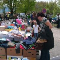 Foto vom Flohmarkt